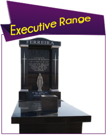 Granite Tombstone Executive Range